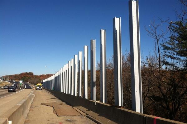 I-95 South Express Lanes Soundwalls#3