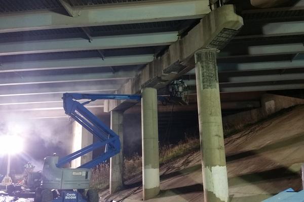 MWAA I-267 over W&OD Trail Bridge Rehab#1