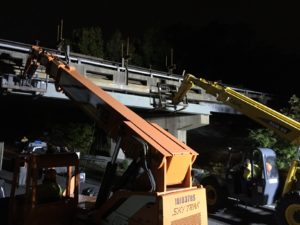 VDOT H24 Bridge Girder Replacement 1