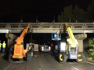 VDOT H24 Bridge Girder Replacement 2