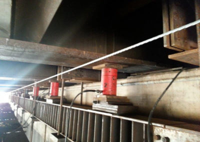 VDOT Rte 28 Over I-66 Bridge Repairs 2014